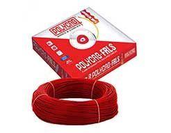 polycab electrical wire flame retardant low smoke (frls)