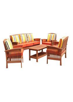 garden furniture folding set