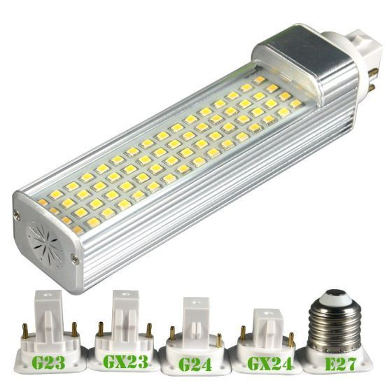 9w g24 plc light