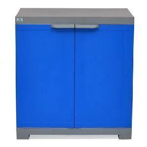 nilkamal storage cabinet flscfreedmdblgry