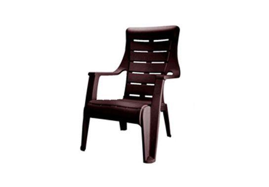 nilkamal premium chair - weathered brown - sunday (flgcsundaygcnlwbn)