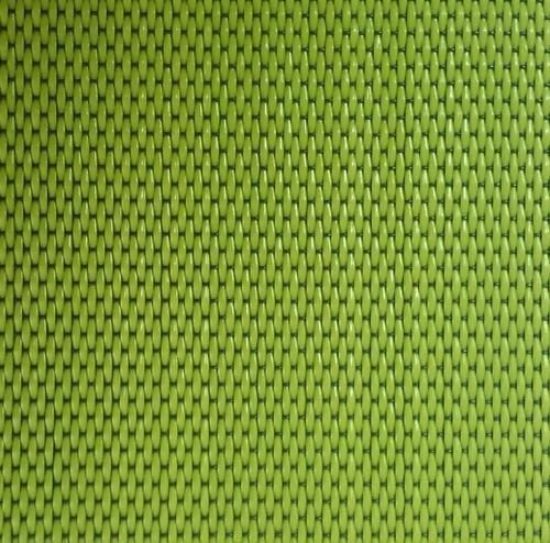 stripped and printed green and multi floor pvc carpet