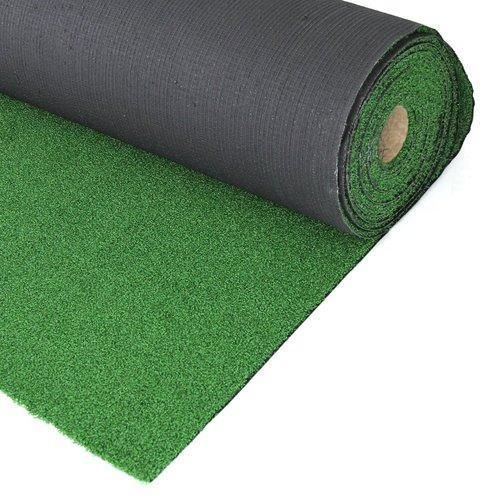 green non wool carpet