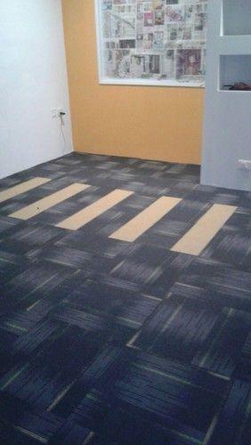 inox carpet tiles