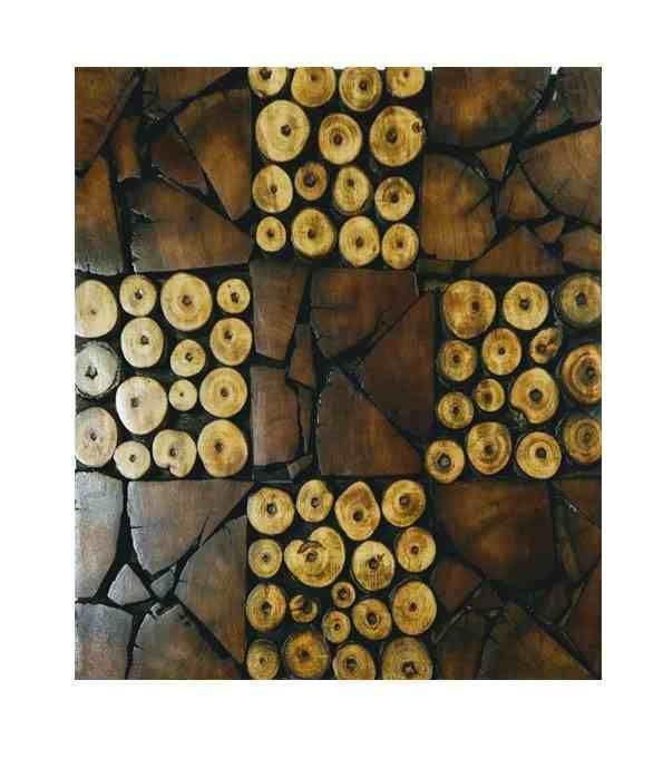 wooden highlighter wall panels  - hwhp-06