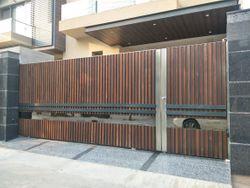 designer luxury gates  - mi 022