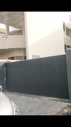 designer luxury gates  - mi 028