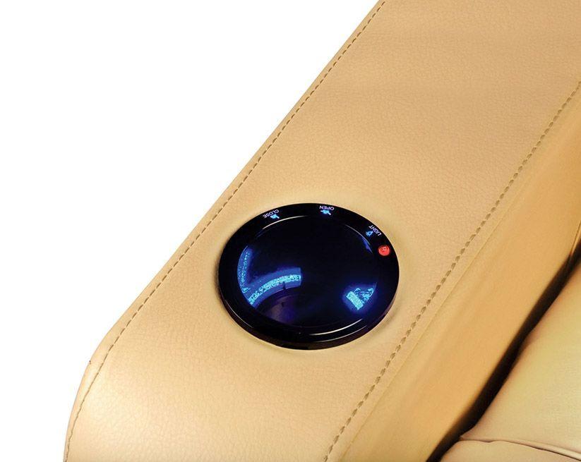 metal switch / backlit switch oval backlit switch / backlit remote - ln - 30