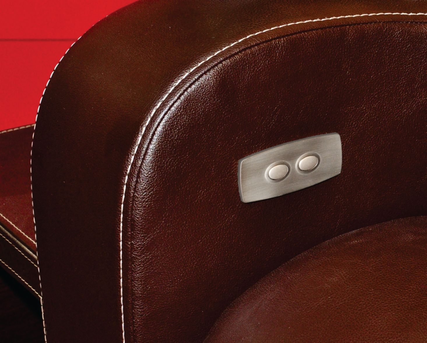 metal switch with usb (2 button) - ln - 32