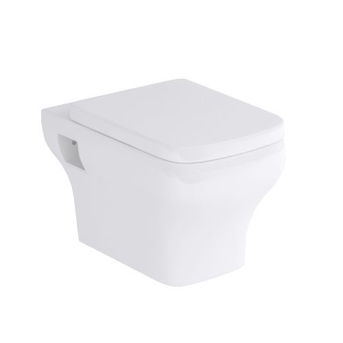 hindware closet ebello p-210mm 92526-white
