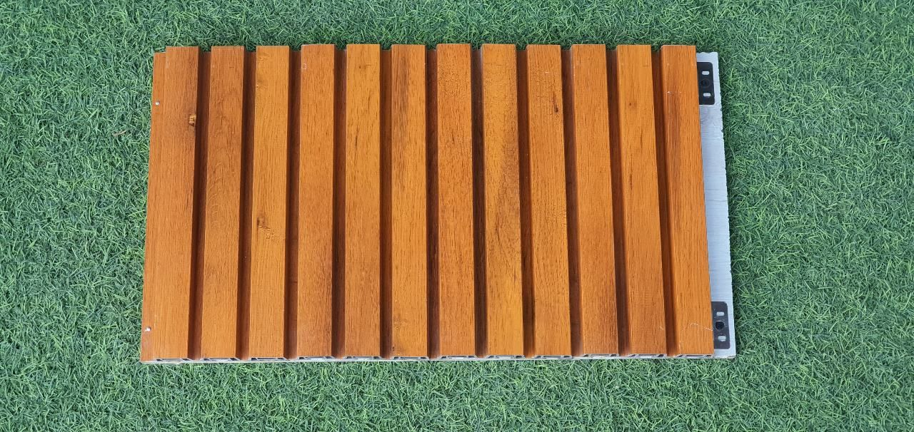 3 flute exterior  profile - 132mm x 20mm x2800mm